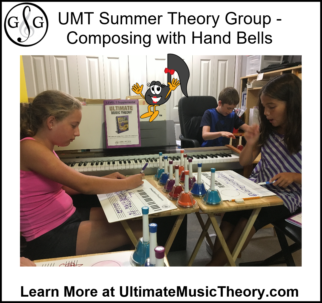 Ultimate Music Theory Summer Theory Group Composing with Hand Bells