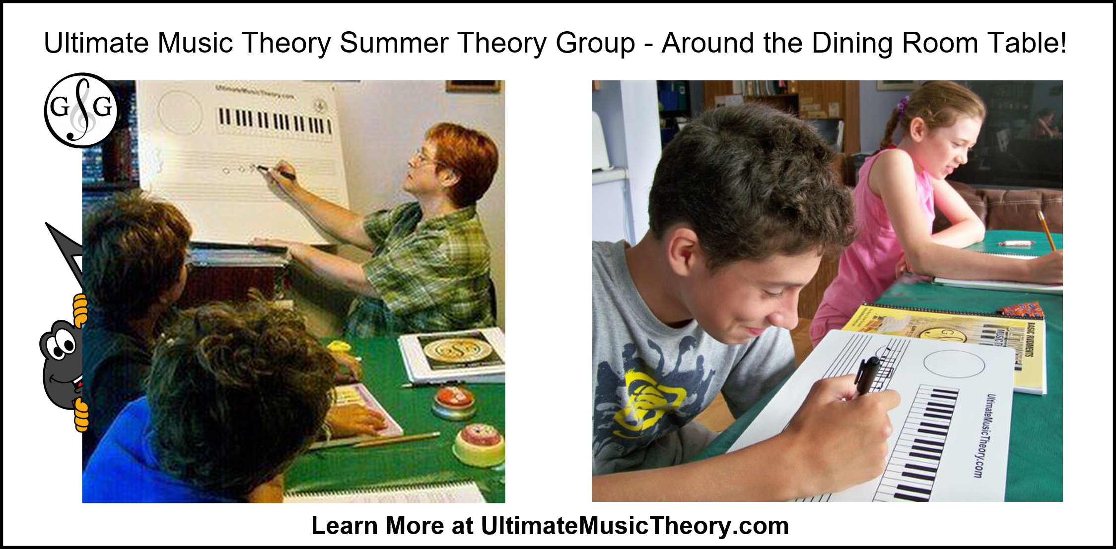 Ultimate Music Theory Summer Theory Group