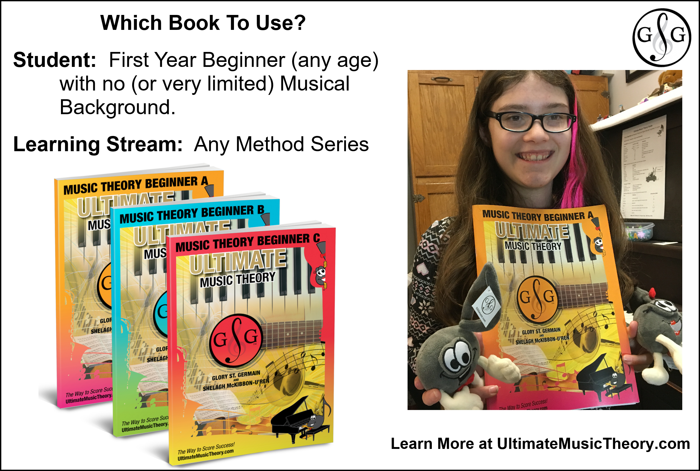 Which Ultimate Music Theory Book to Use for Beginner Students