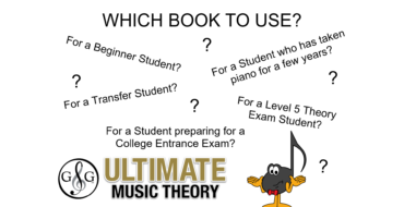 Which Music Theory Book To Use