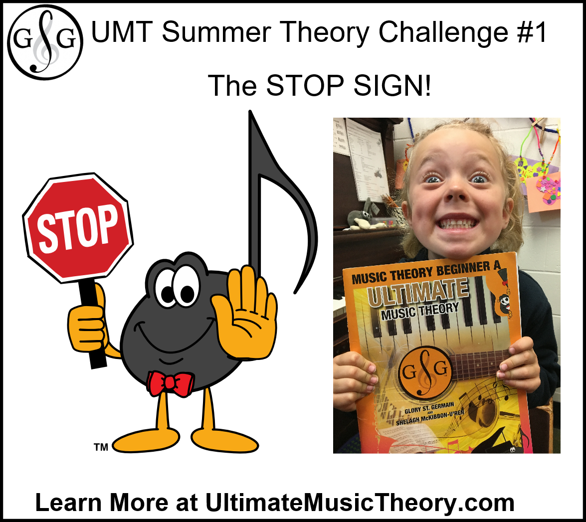 Summer Theory Challenge - The Stop Sign