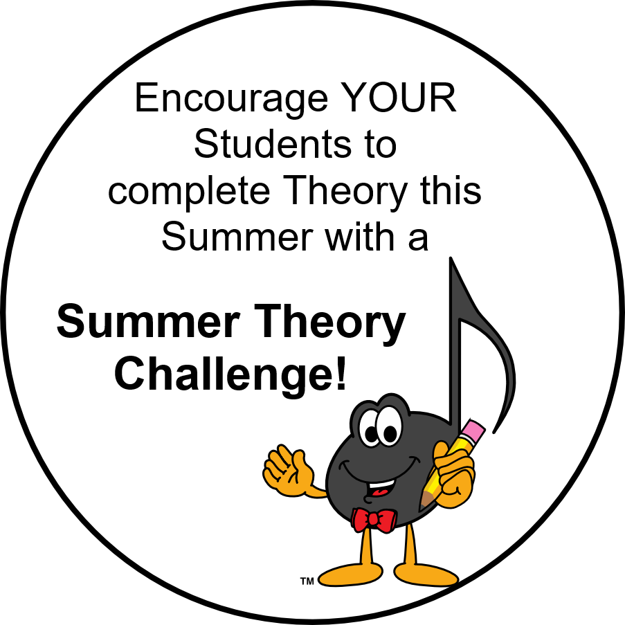 Ultimate Music Theory Summer Theory Challenge