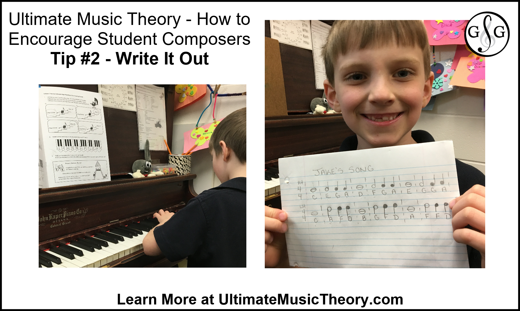 Ultimate Music Theory Student Composers Tip 2
