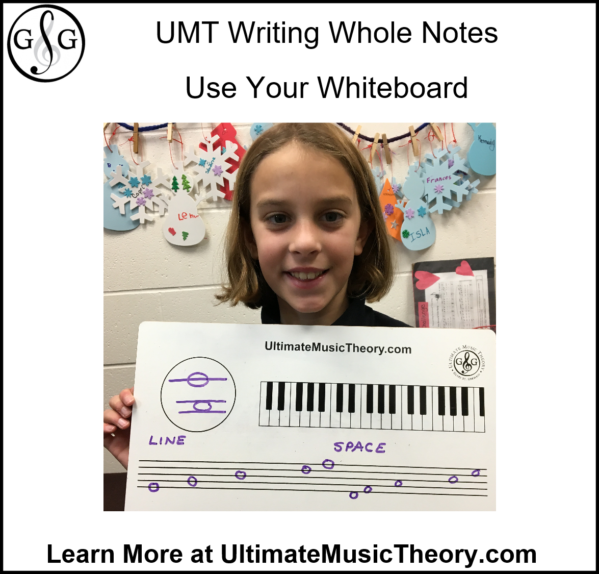 Ultimate Music Theory Writing Whole Notes