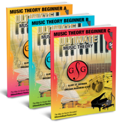 Student Composers - Ultimate Music Theory Beginner ABC Series