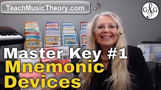 Master Key #1 Mnemonic Devices