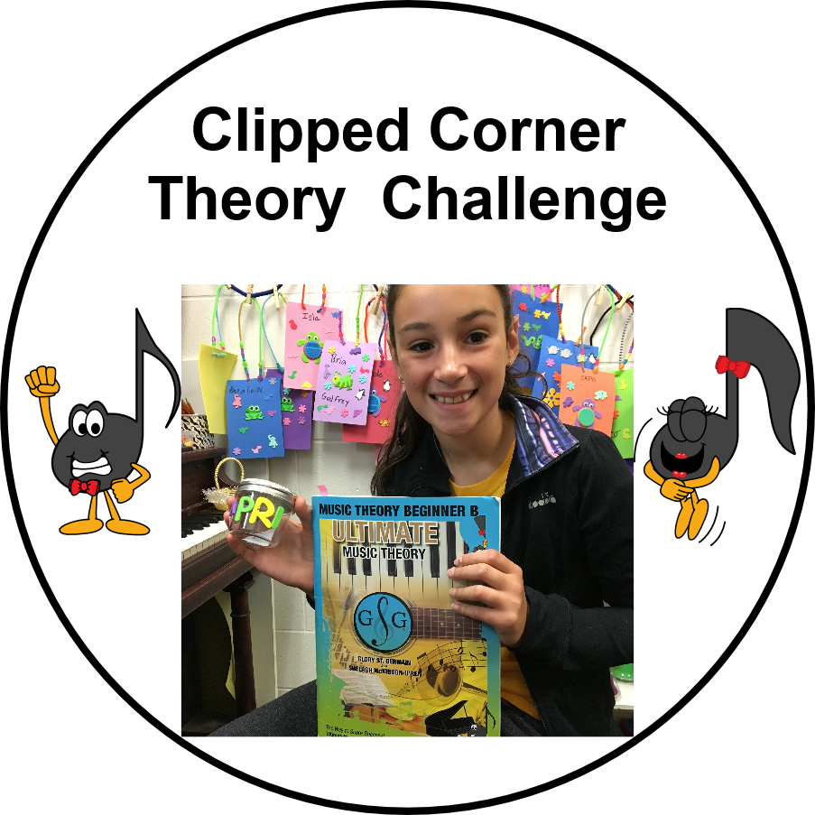 Ultimate Music Theory - Clipped Theory Corner