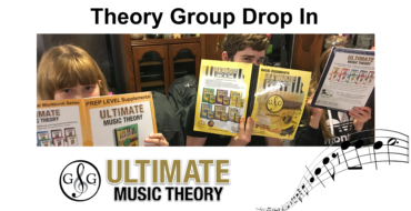Theory Group Drop In