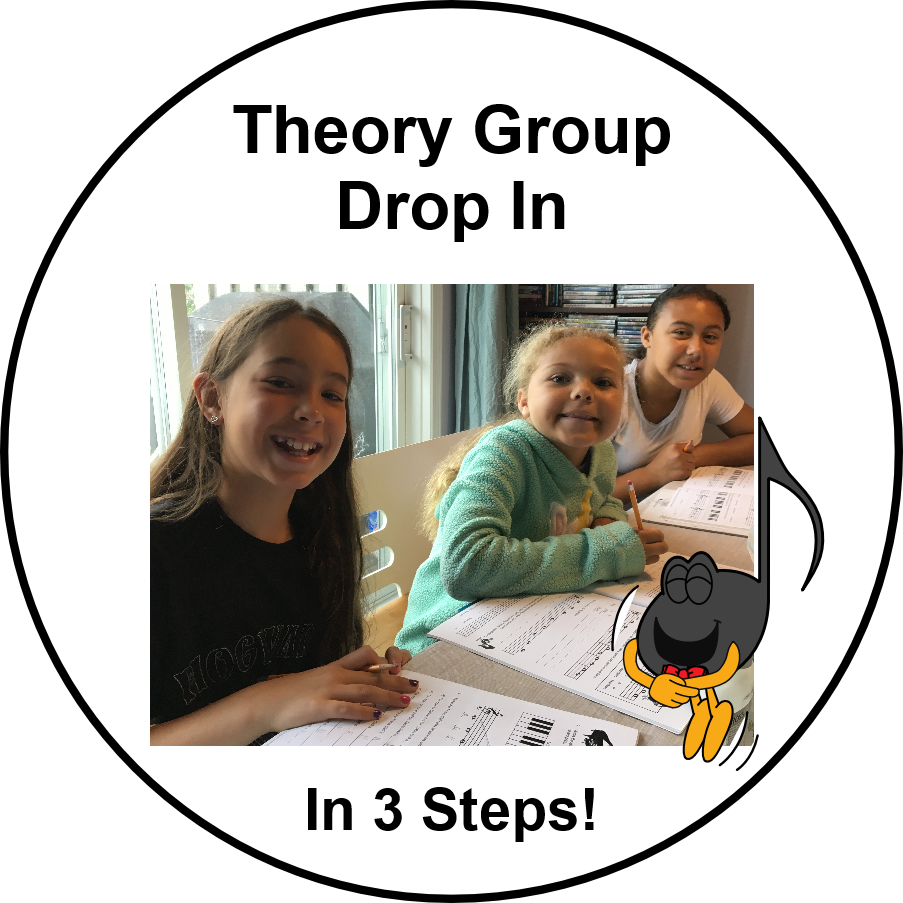 Ultimate Music Theory - Theory Group Drop In