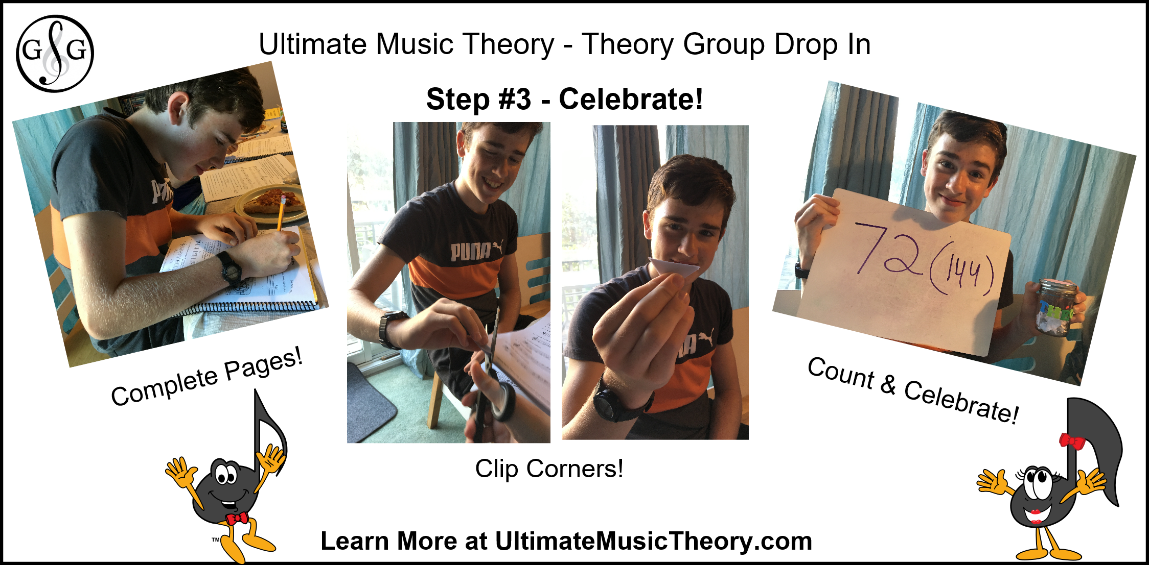 Ultimate Music Theory Group Drop In