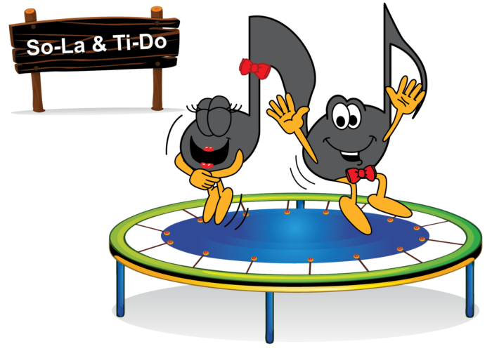 So-La and Ti-Do Trampoline