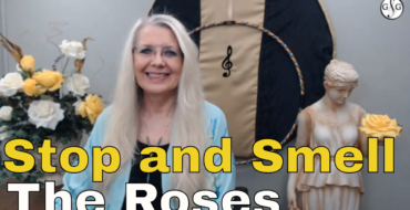 Stop and Smell The Roses – What Does That Mean?