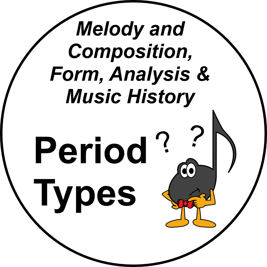 Ultimate Music Theory - What are Period Types