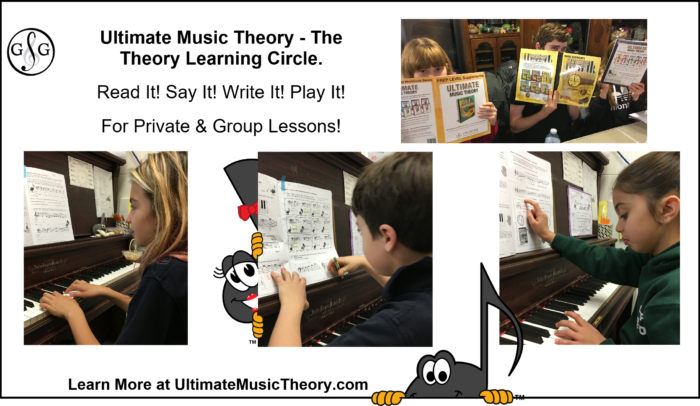 Ultimate Music Theory - The Theory Learning Circle Private or Group