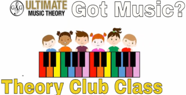 Got Music? Learn Music Faster with Theory Club Class Online!
