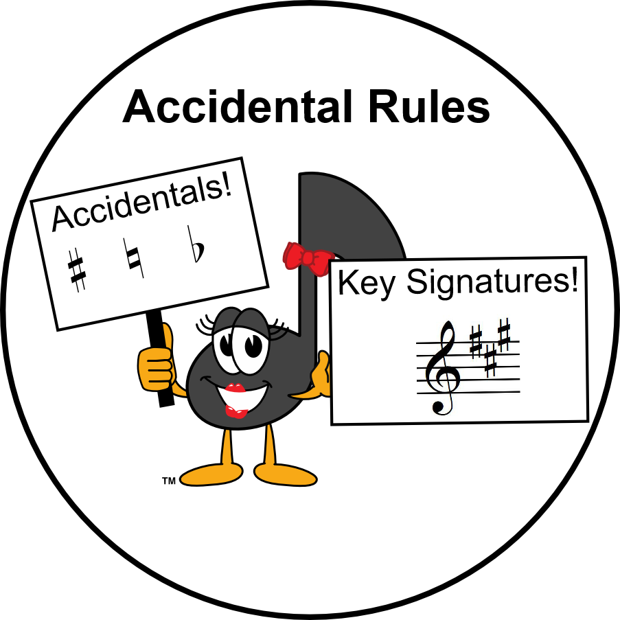 UMT Accidental Rules - Accidentals and Key Signatures