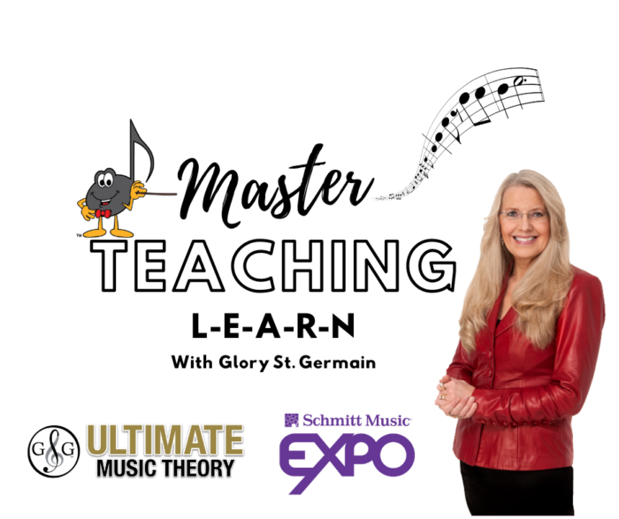 Master Teaching L-E-A-R-N Schmitt Music Expo
