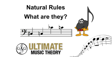 Natural Rules