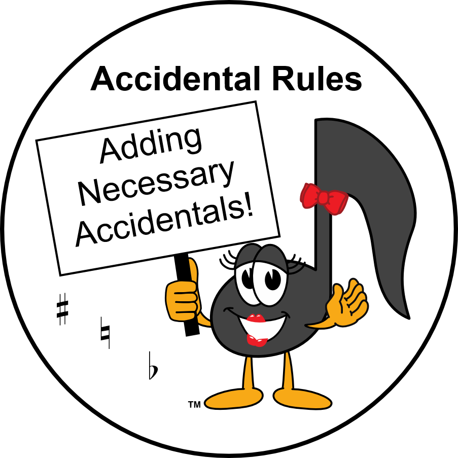 Ultimate Music Theory Adding Necessary Accidentals