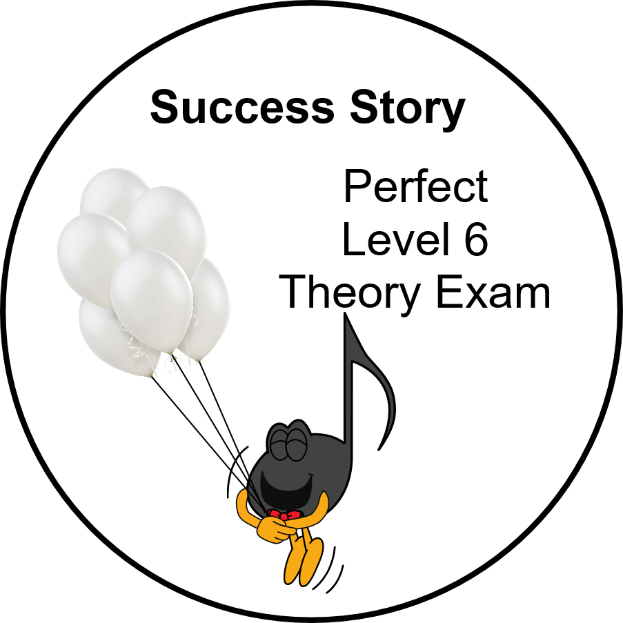 Ultimate Music Theory Perfect Level 6 Theory Exam