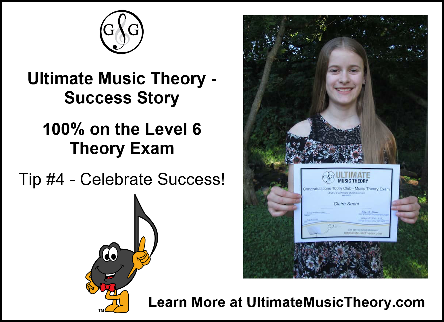 Ultimate Music Theory Perfect Level 6 RCM Theory Exam