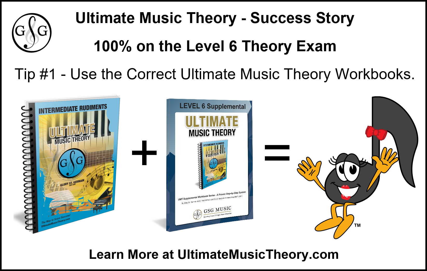 Ultimate Music Theory Perfect 100% on Level 6 Theory Exam