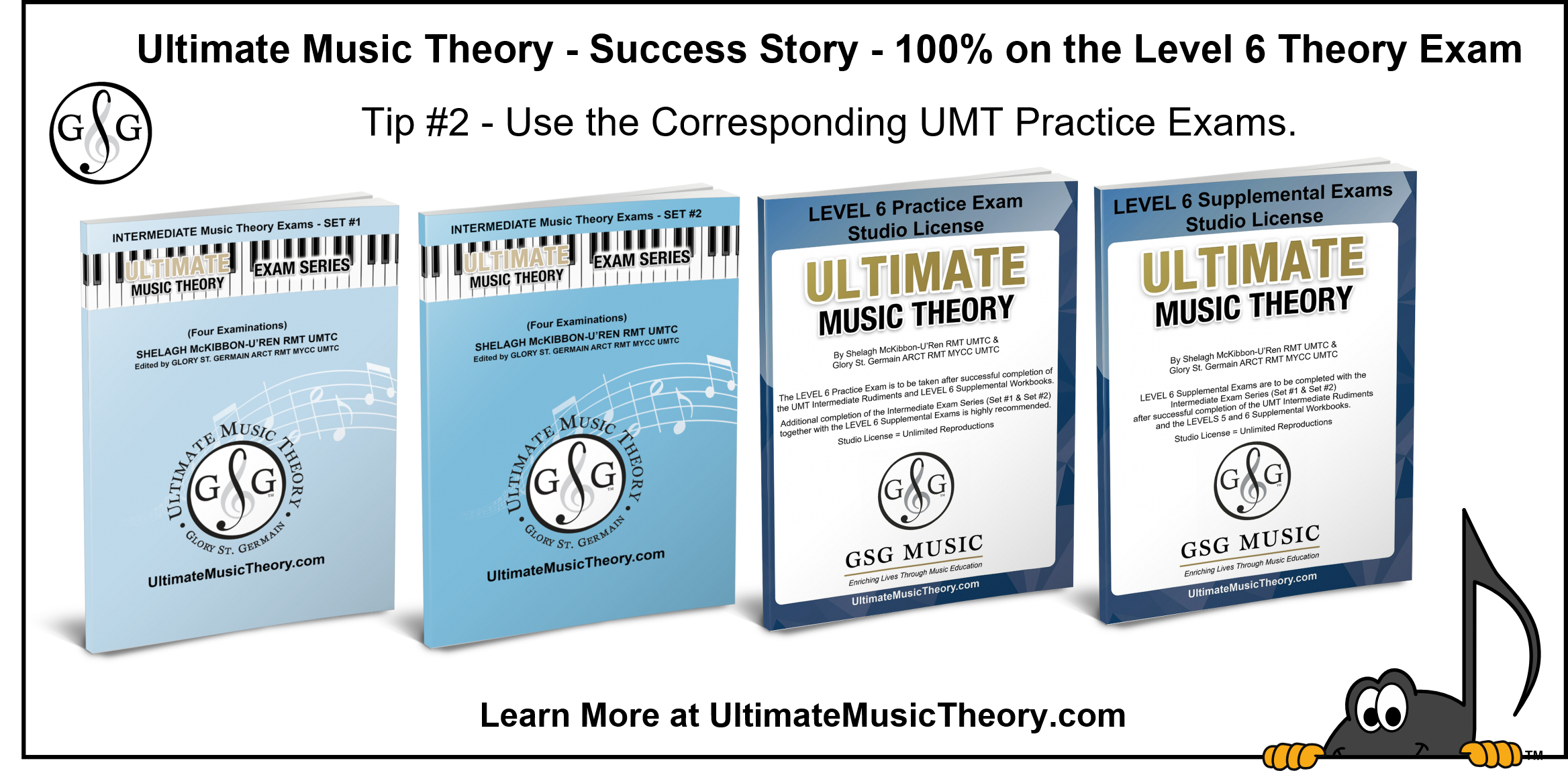 Ultimate Music Theory Perfect Level 6 Theory Exam - Practice Exams
