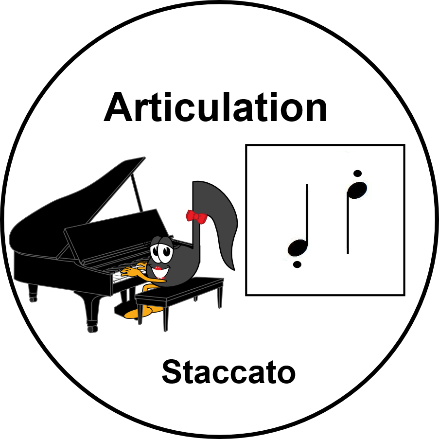 UMT Articulation - Staccato