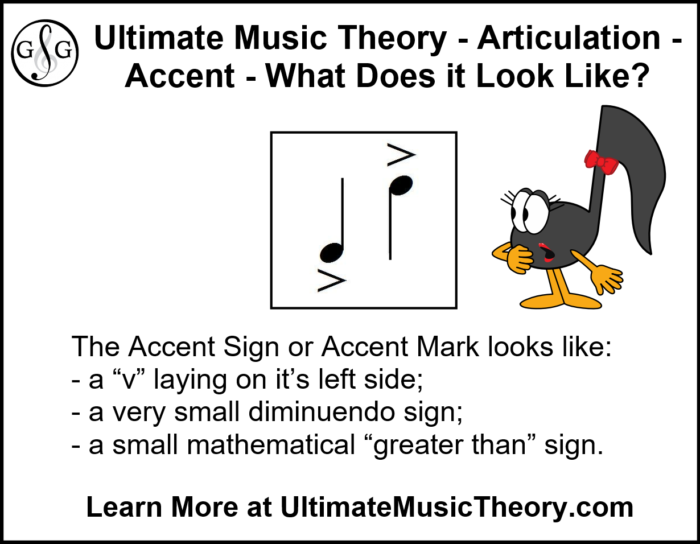 UMT - Articulation - Accent - What it looks like