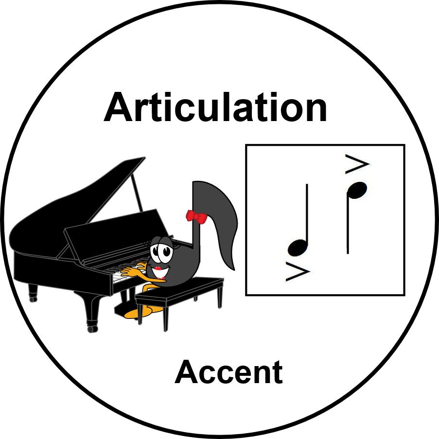 UMT - Articulation - Accent Sign