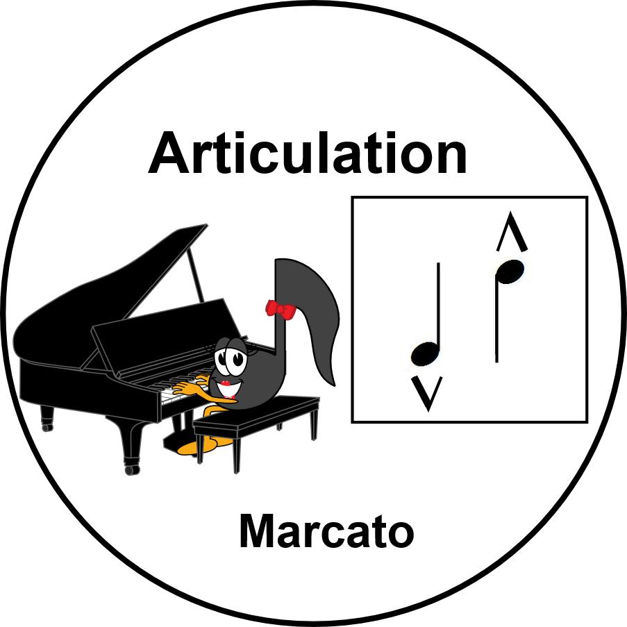 UMT Articulation Series Marcato