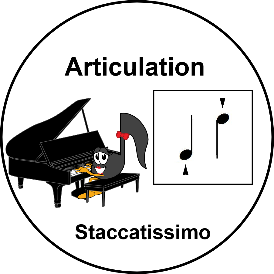 UMT Articulation Blog - Staccatissimo