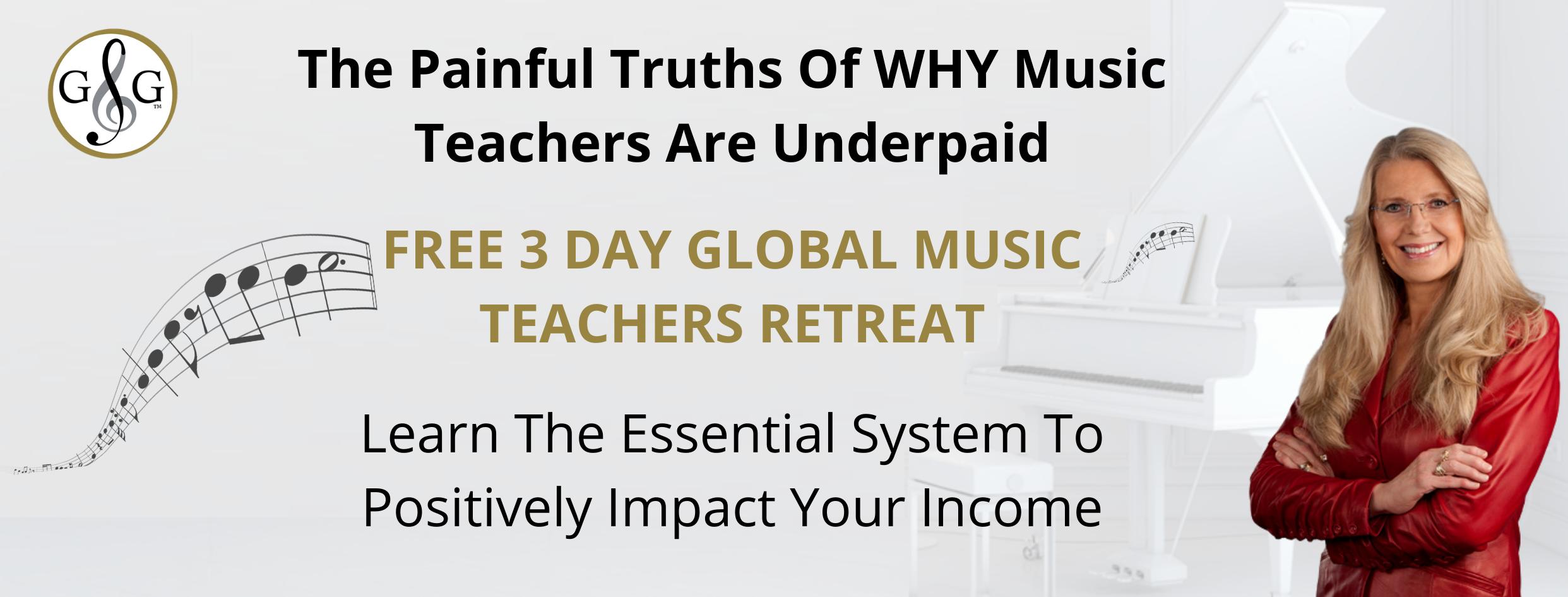 Global Music Teachers Retreat