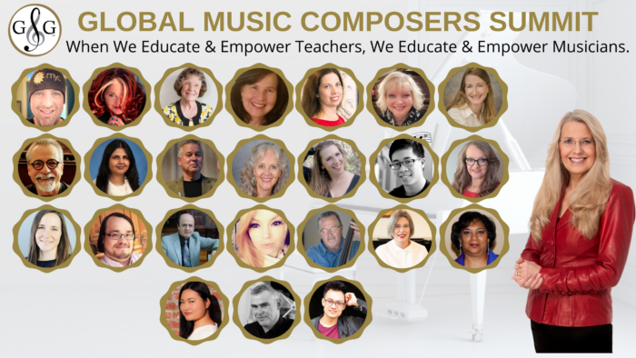 GLOBAL MUSIC COMPOSERS SUMMIT 2021
