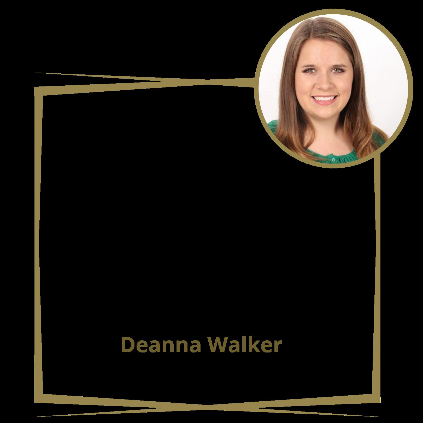 11 - Deanna Walker