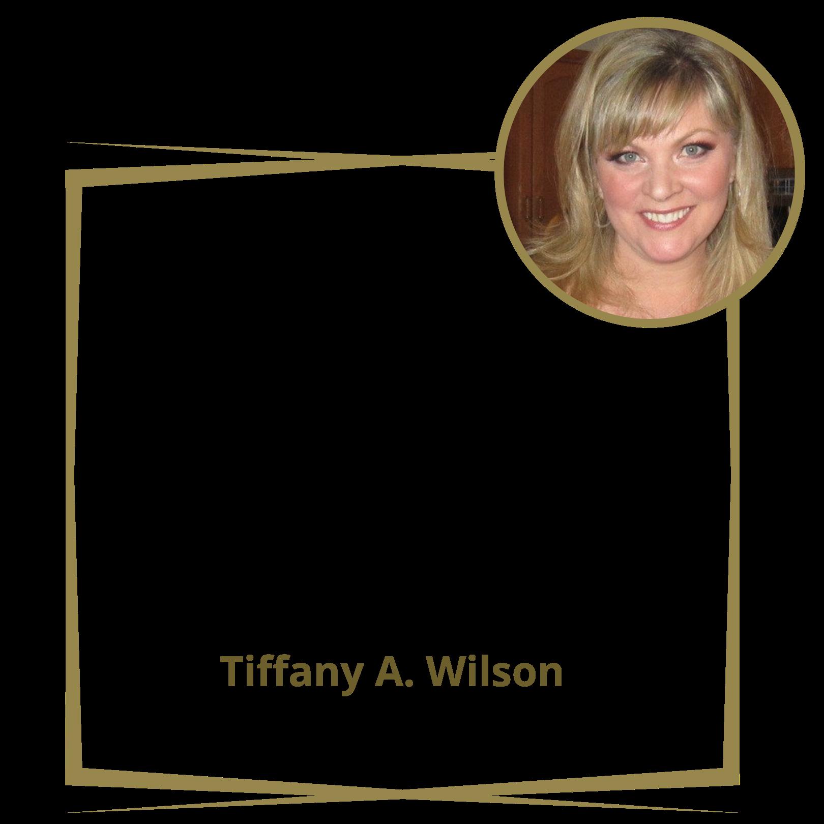 12 - Tiffany A. Wilson