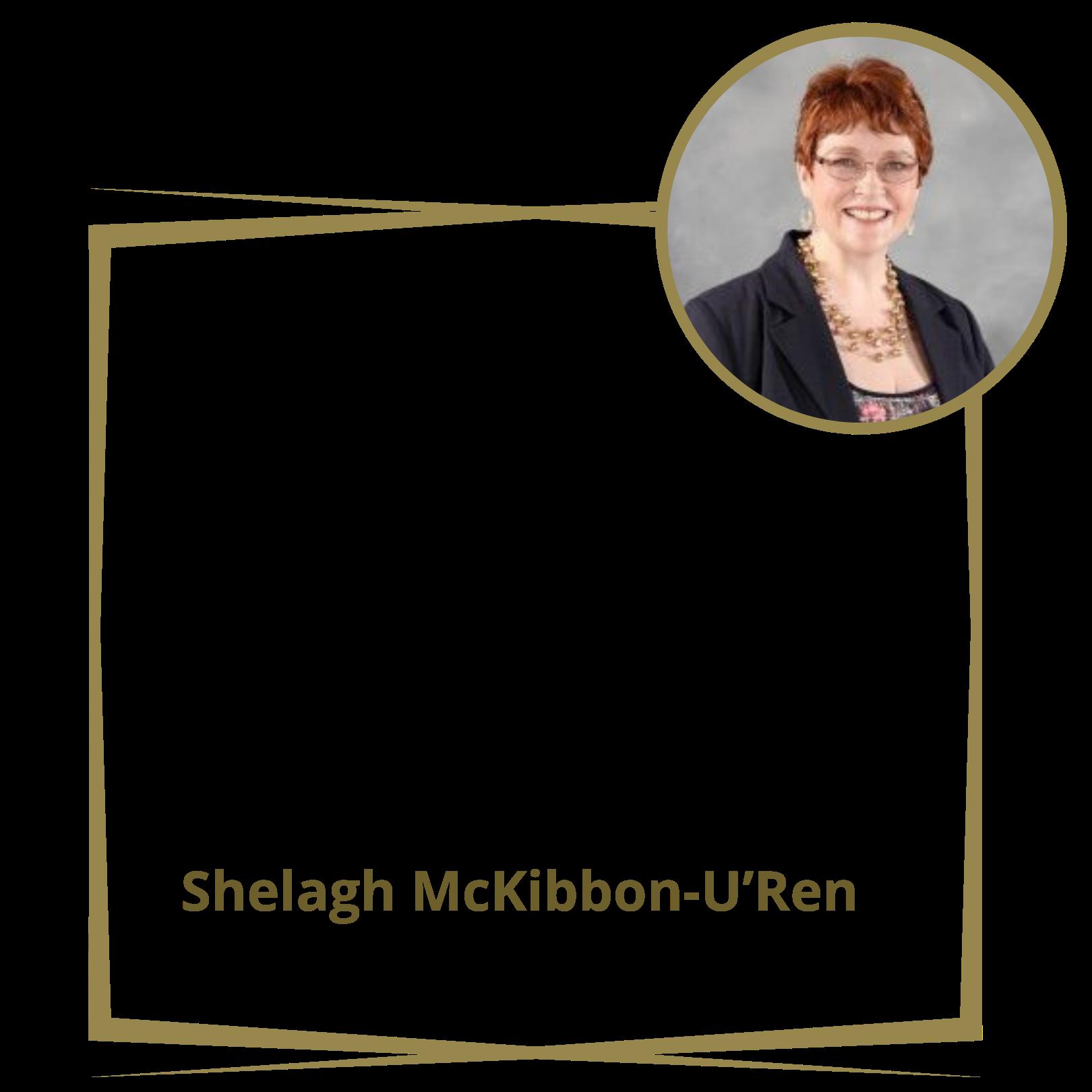2 - Shelagh McKibbon-U'Ren
