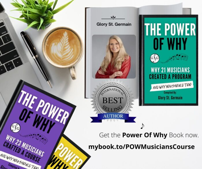 Glory St. Germain The Power Of Why Books