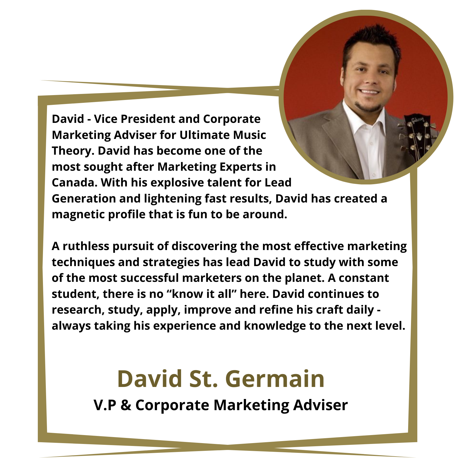 7 - David St. Germain