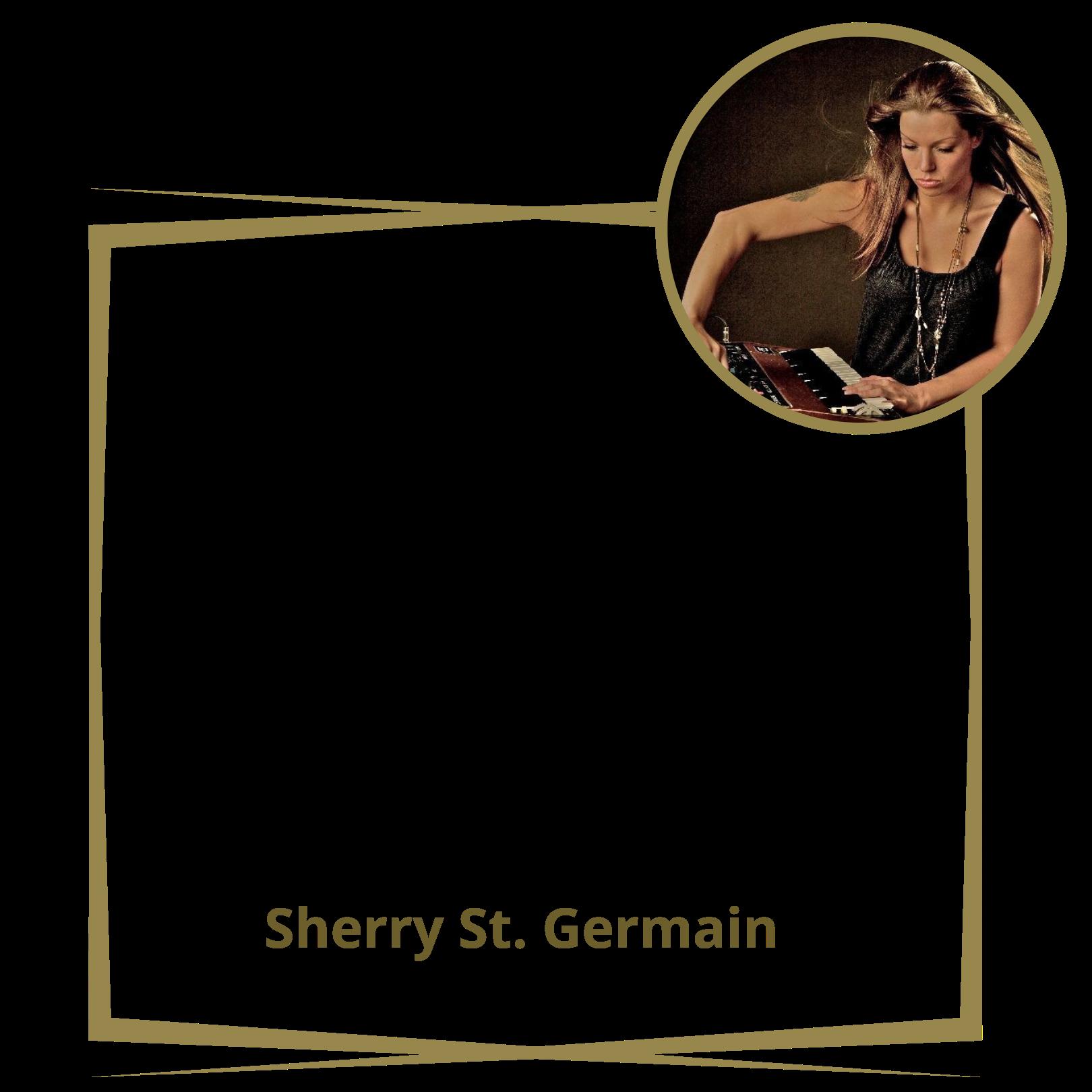 8 - Sherry St. Germain